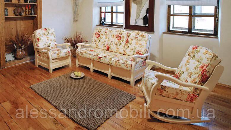 Диван и кресло Roma Crem, Румыния., фото 1