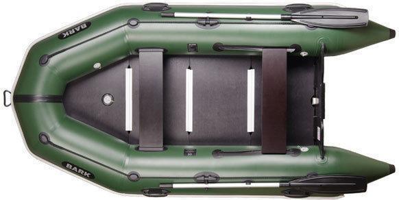 Выездная моторная надувная лодка Bark BT-290S килевая. Отличное качество. Доступная цена. Дешево. Код: КГ3066