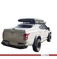 Багажник на крышу FullBox автомобиля Mitsubishi L200 2015+ гг. (кунг)