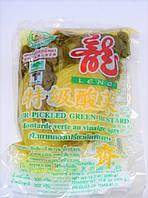 Горчица маринованая Leng Heng Twin Tusk 350 г