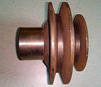 Шкив коленвала TY295 двухручейковый (Xingtai 220/224)
