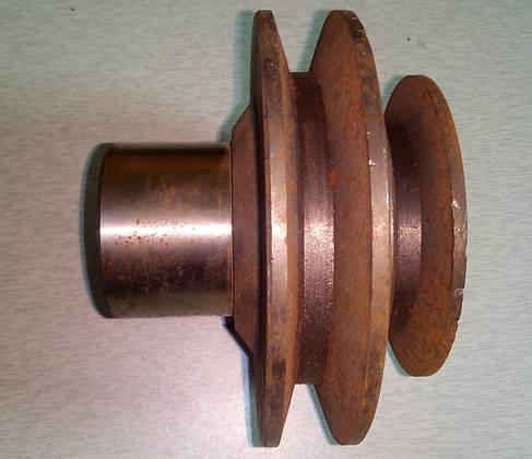 Шкив коленвала двигателя TY295, фото 2