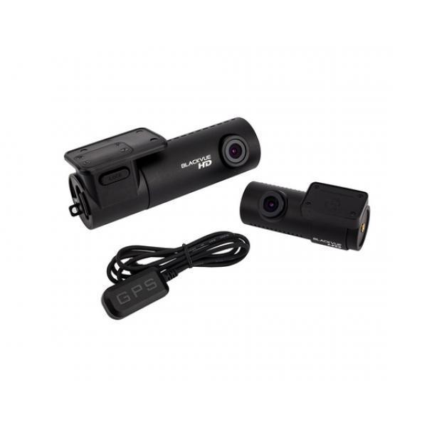 Двухкамерный автомобильный видеорегистратор с GPS Blackvue DR 430-2CH GPS
