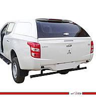 Пластиковая обвеса на крышу PanelVan автомобиля Mitsubishi L200 2015+ гг. (кунг)