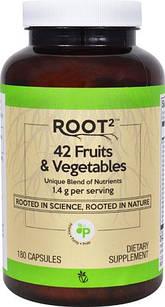 Vitacost 42 види фруктів і овочів 1400 мг 180 капс