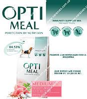Сухий корм Optimeal Medium Adult індичка на вагу