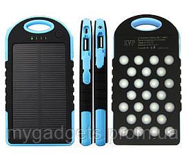 Портативный аккумулятор Моб. Зарядка POWER BANK solar+LED 28000mAH UKC, фото 2