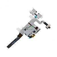 Iphone4S audio flex cable white high copy