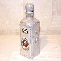 Новая бутылка фарфоровая для вина, водки на праздничный стол