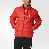 Утепленная куртка Adidas Serrated AY9167