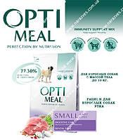 Сухий корм Optimeal Small Adult качка на вагу