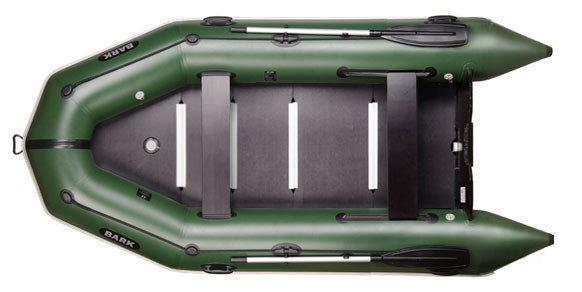 Подвижная моторная надувная килевая лодка Bark BT-360S. Отличное качество. Доступная цена. Дешево. Код: КГ3072