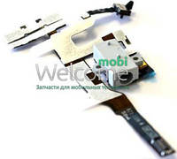 Iphone4S audio flex cable white orig