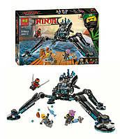 """Конструктор Bela 10717 """"Водяной Робот"""" (Lego Ninjago Movie 70611) 518 деталей"""