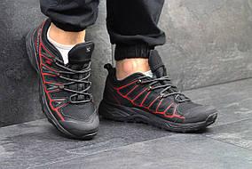 Salomon X Ultra черно красные