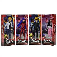 """Кукла """"Леди Баг и супер Кот"""" DH2136 ,4 вида"""