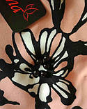 Модное женское платье с поясом, фото 3