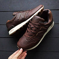 Мужские кроссовки New Balance 1300 темно-коричневые
