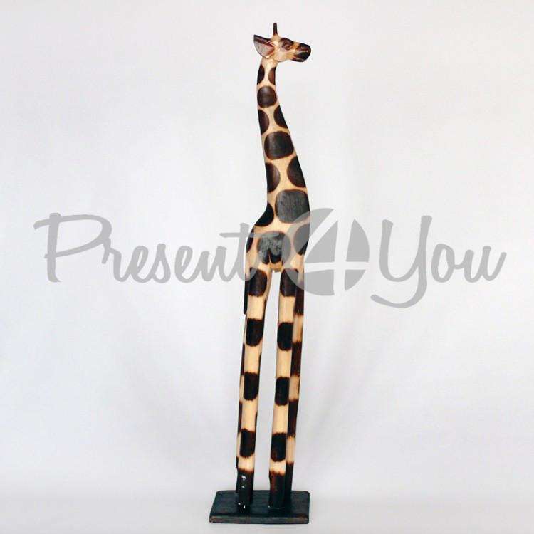 Статуэтка 'Жираф палевый' , 80 см.