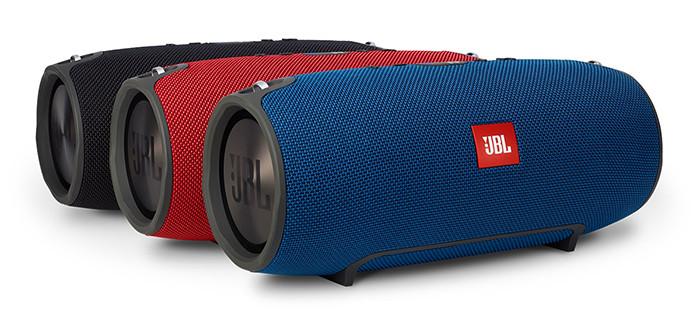 Колонка портативная беспроводная JBL Xtreme, влагозащитная Bluetooth акустика, ЖБЛ екстрим, Реплика супер качество