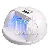 УФ лампа UV+LED SUN YQ-3 на 48 Вт для сушки гель-лака, геля (white)