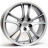 WSP Italy W1051 R23 W10.5 PCD5x130 ET47 DIA71.6 Silver