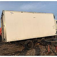 Будка грузовая изотермическая с рефрижератором Холодильником термо термичка Размер: 5,58*2,49*в2,5