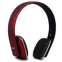 Гарнитура AUGUST EP636R Bluetooth v4.0 Red, фото 1