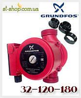 Насос циркуляционный Grundfos UPS 32-120 (база 180 мм), фото 1