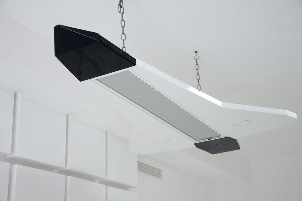 Билюкс Шаттл Б600 инфракрасная потолочная панель энергосберегающий обогреватель