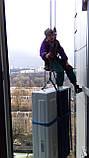 Утсановка кондиционера, ремонт, заправка, монтаж альпинистами, фото 2