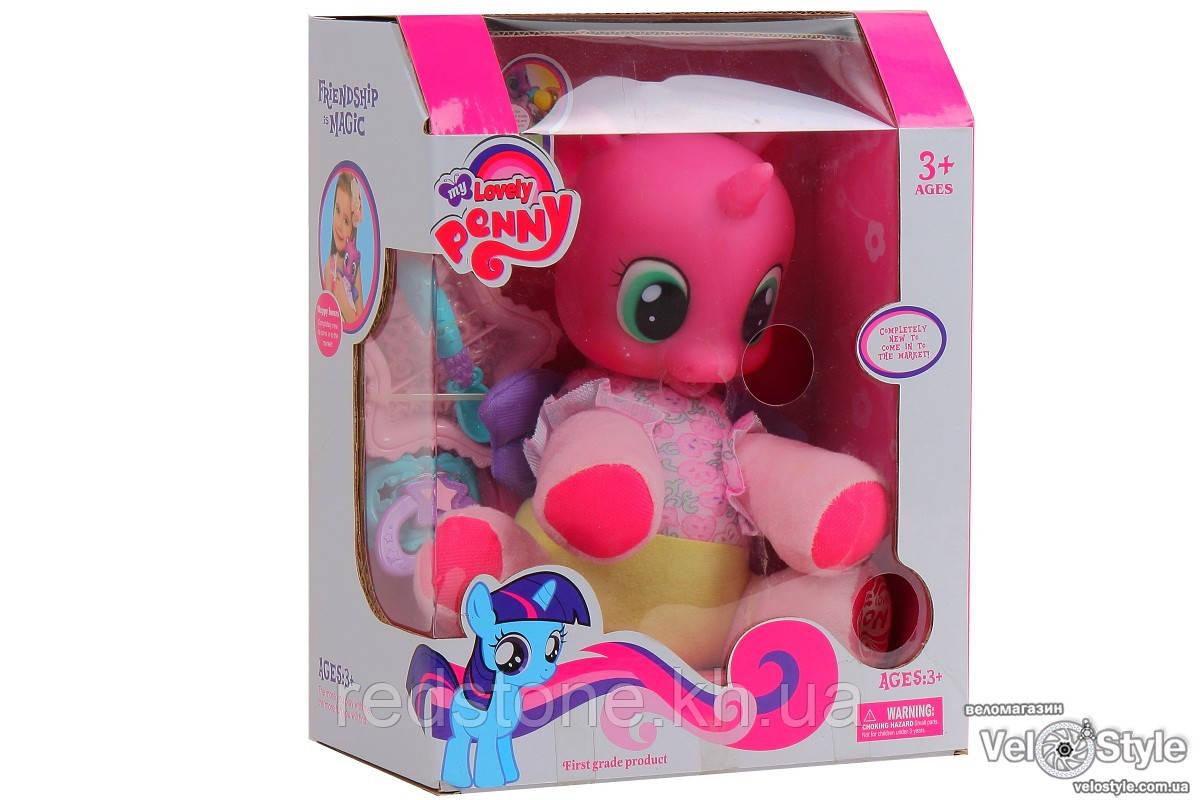 Лошадка Пони единорог My Little Pony Май литлл пони 66231 с аксессуарами №2