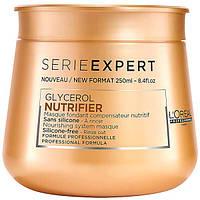 L'oreal Professionnel Nutrifier - Маска без силикона для питания сухих и ломких волос, 250 мл