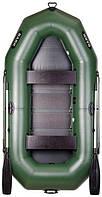 B-270 Надувная лодка Bark двухместная, гребная