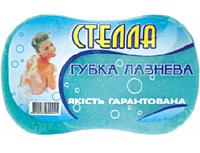 Мочалка банная ГУБКА массажным слоем Стелла /60/