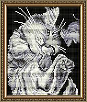 """Алмазная мозаика """"Тише мыши"""""""