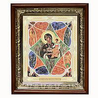 Неопалимая Купина икона Богородицы
