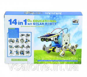 Конструктор на сонячних батареях 14 1