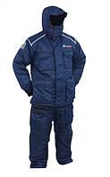 Костюм для зимней рыбалки Буран V2 Фишермен Nova Tour синий