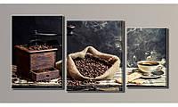 "Модульная картина на холсте ""Кофе 5"""