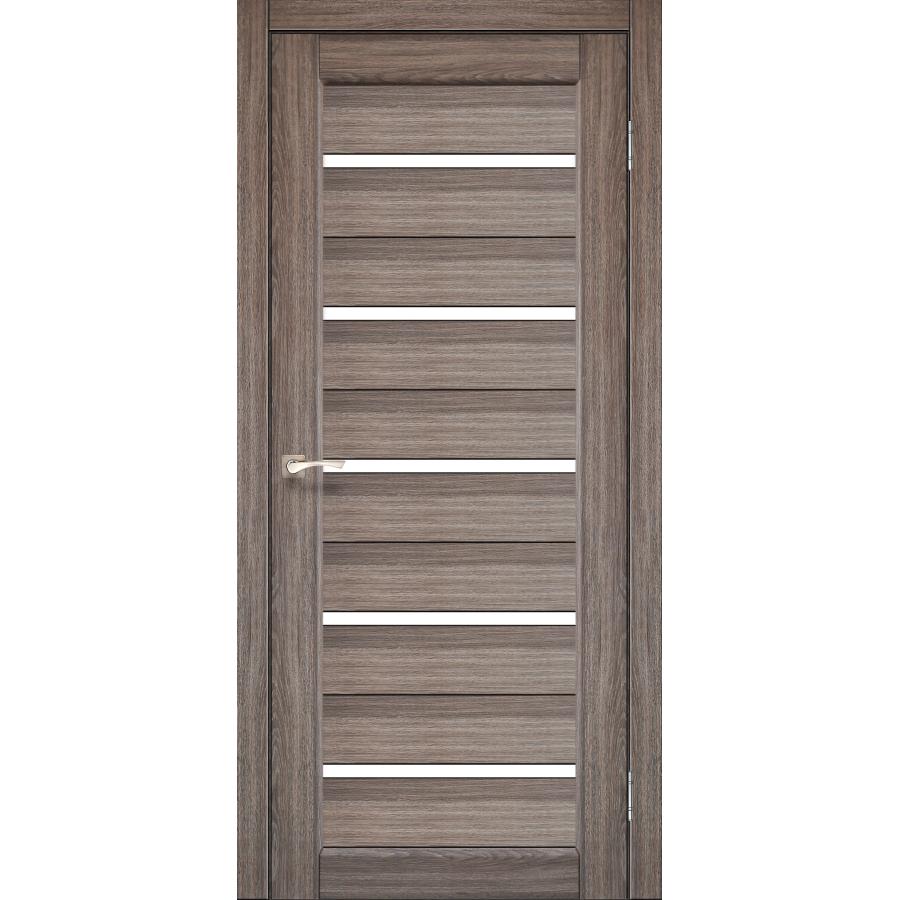Межкомнатные двери Korfad PR-02 (8 вариантов цвета)