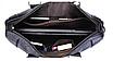 Мужская сумка кожаная BailiLaoren Черная, фото 6