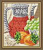 """Алмазная мозаика """"Хрустальный натюрморт. Диптих1"""""""