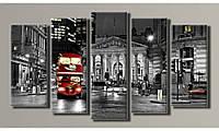 "Модульная картина на холсте ""London"""