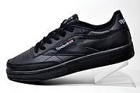 Кроссовки мужские Reebok Club C 85 Leather, AR0454 Black