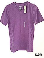 Футболка мужская Arizona Jean Co. фиолетовая, фото 1