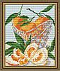 "Алмазна мозаїка ""В кришталі мандарини"""