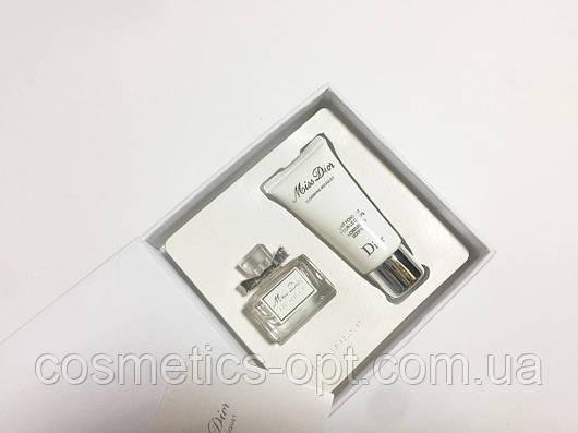 Подарочный набор Dior Miss Dior Blooming Bouquet: парфюм и молочко для тела (реплика)