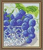 """Алмазная мозаика """"В хрустале виноград.Диптих2"""""""