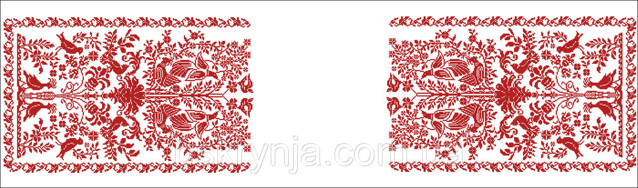 Заготівля весільного рушника Р-13
